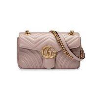 Gucci - GG Marmont 小号链条包