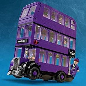 7.7折 €29.99(原价€38.98)LEGO 哈利波特系列 75957 三层骑士巴士 助你摆脱困境