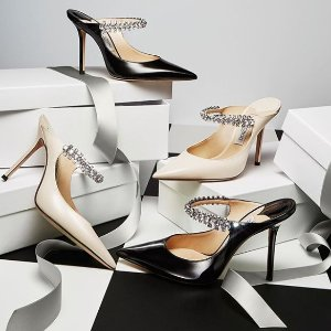 Up to 50% Off + Extra 15% OffJimmy Choo Sale @ ELEVTD
