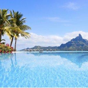 As Low as $422 NonstopSan Francisco to Tahiti French Polynesian Airfare