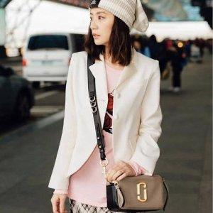 低至5折 $362收贾静雯同款Marc Jacobs 精选服饰包袋热卖 超多配色相机包都有