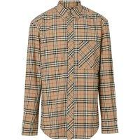 Burberry 经典格子衬衫