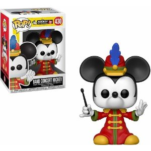 Funko PopMICKEY'S 90TH - BAND CONDUCTOR MICKEY Collectibles on DeepDiscount