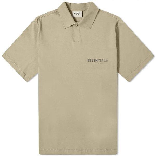 Essentials logoPOLO衫