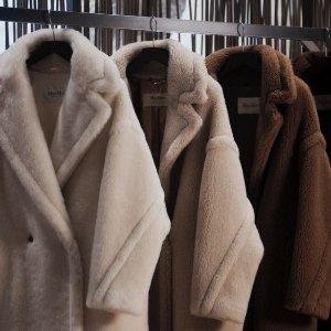 8.5折!£1003收张小斐同款大衣Max Mara 罕见好价 收经典浴袍大衣、泰迪熊大衣