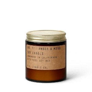 P.F. Candle Co.No. 11 琥珀苔藓 香氛蜡烛