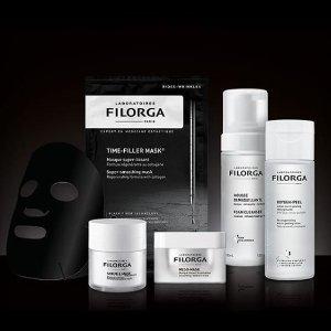 无门槛7.3折 收十全大补精华Filorga 精选护肤品热卖 过水润情人节
