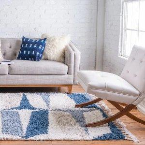 Houzz 精选多种风格室内地毯热卖