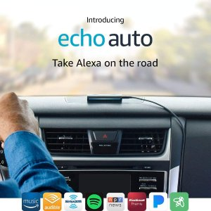 $24.99Echo Auto - The first Echo for your car