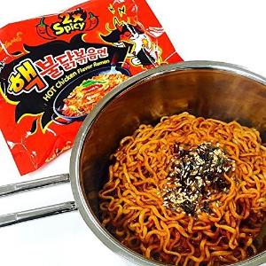 $5.21 收网红拉面Samyang 火鸡辣面 2倍辣款 2袋装