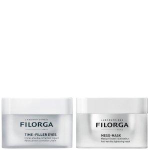 Filorga眼霜面膜套装
