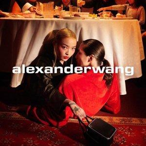 7折!自由不羁Alexander Wang 极具设计感的冷淡风美衣、美包热卖