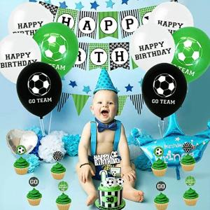 5折 $6起史低价:生日派对气球、彩带等装饰套装