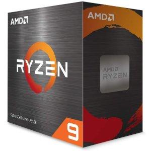 $799 包邮AMD Ryzen 9 5950X 16核 32线程 Zen 3 处理器