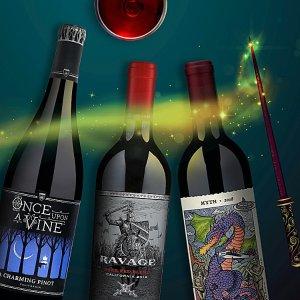 童话幻想葡萄酒系列 12瓶