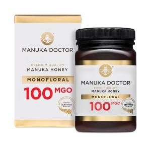 立减£50!Manuka Doctor 官网500G大瓶装独家闪促 甜蜜热卖中!