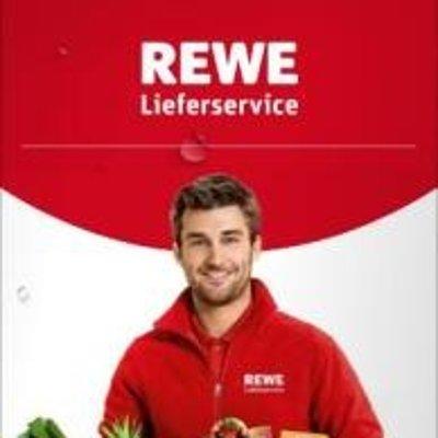 满€65减€10或满€80减€10Rewe Lieferservice 超级方便,蔬菜水果送到家