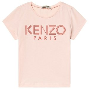 e162fb4f Kenzo Kids Pink Fabric and Embroidered Tiger and Friends Sweatshirt |  AlexandAlexa. KenzoKids Pink Logo Print T-Shirt | AlexandAlexa