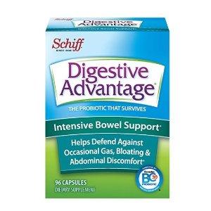 $12.81 包邮Digestive Advantage 成人日服益生菌 96粒