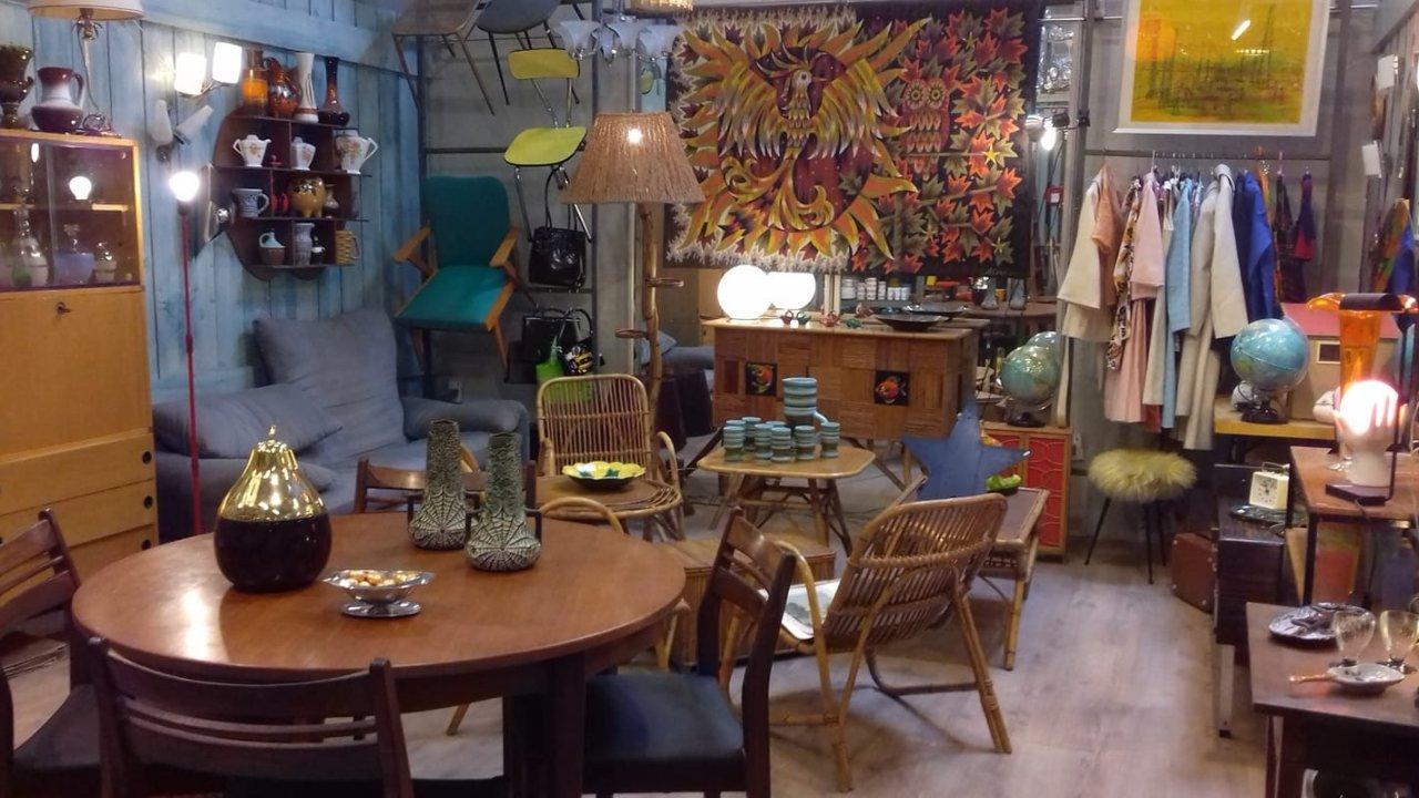 巴黎哪些Vintage店铺超好逛?| 教你穿成优雅巴黎人
