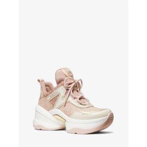 Michael Kors厚底运动鞋