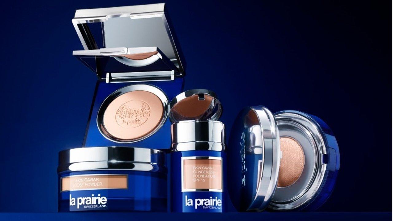La Prairie底妆新品 | 美颜柔肤,妆效完美动人