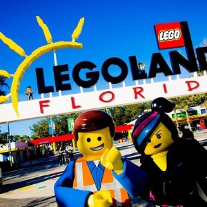 As Low as $59.99One- or Two-Day Tickets to LEGOLAND Florida Resort