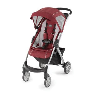ChiccoSave $50Mini Bravo Lightweight Stroller - Chili