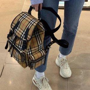 封面款$961+直邮中国burberry 精选服饰美包热卖 经典格纹风衣