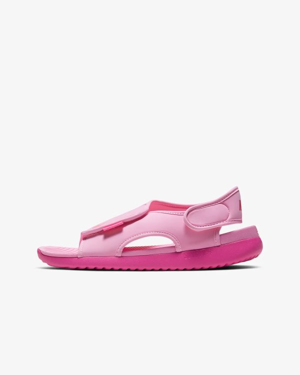 中大童 Sunray Adjust 5 V2 可调节凉鞋