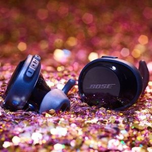 $225.99(原价$270)+ 回国退税Bose SoundSport Free 真无线蓝牙运动耳机