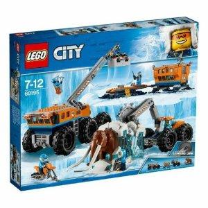 City Arctic Expedition Arctic Mobile Exploration Base