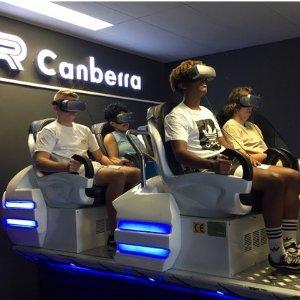 低至$5.5VR Canberra 超刺激vr体验馆