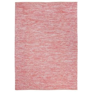 Ashton Red Modern Rug - Contemporary - Area Rugs - by Houzz