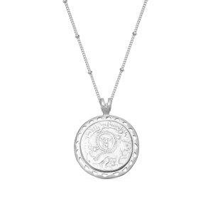 Missoma银币项链