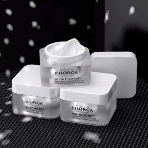 8折  十全大补面膜£34Filorga全线产品限时特卖 360、逆时光眼霜都有