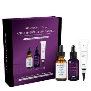 Skin Ceuticals立省£55紫米精华+CE精华+晚间急救精华