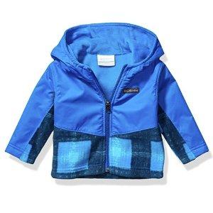 Columbia 儿童摇粒绒内里保暖外套