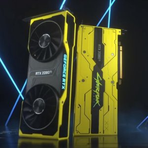 Not for Sell, Only 200 UnitsGeForce RTX 2080 Ti Cyberpunk 2077 Edition