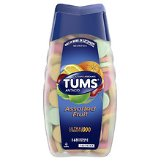 Tums Ultra 1000 Strength Antacid Chewable Tablets Assorted Fruit, Assorted Fruit | Walgreens