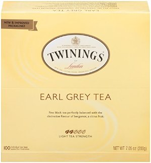 $10Twinings Tea, Earl Grey 00 Count