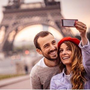 $599起6天法国巴黎往返机票+酒店自助游套餐 纽约出发