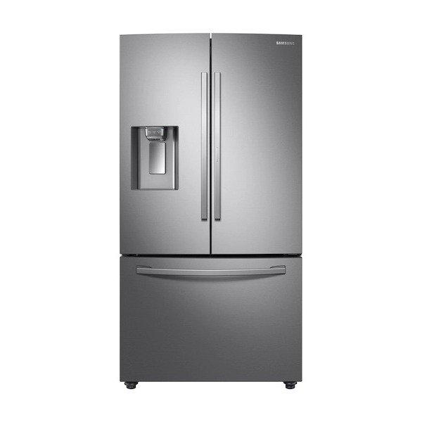 28立方英尺三开门冰箱
