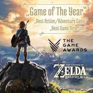 《塞尔达传说:旷野之息》Nintendo Switch 标准版 8.8折特价