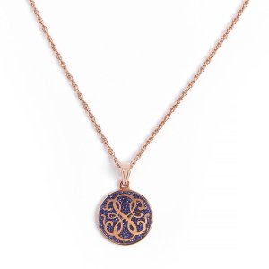 Path of Life Color Infusion Adjustable Necklace