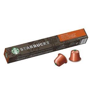 哥伦比亚单品咖啡 10 Capsules