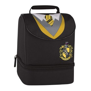 Amazon Thermos Licensed Dual Lunch Kit, Harry Potter - Hufflepuff