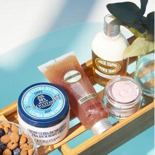 满额送好礼L'Occitane 限时热卖 收超好用的身体乳、护手霜