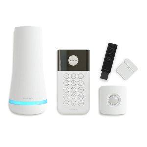 $174.99 5件套, 无需合约SimpliSafe 家庭安防系统 支持Alexa和Google Assistant