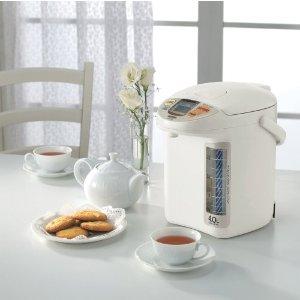 $165.84(原价$199.98)Zojirushi 象印智能保温热水壶 3升容量4段保温 一键式系统